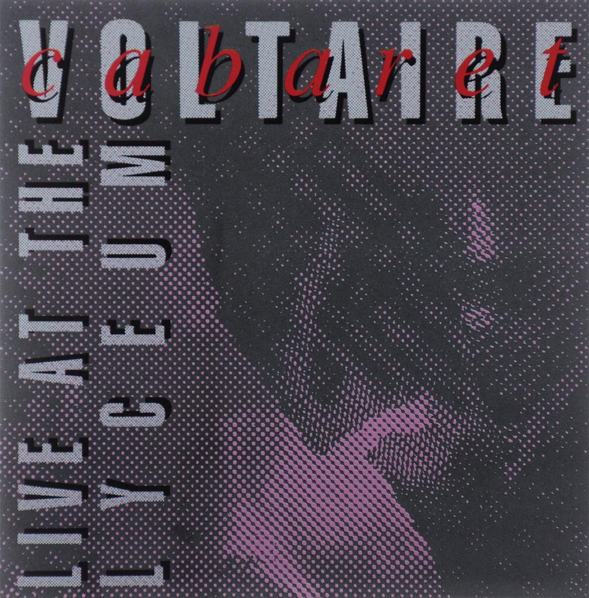 Cabaret Voltaire Cabaret Voltaire Live At The Liceum
