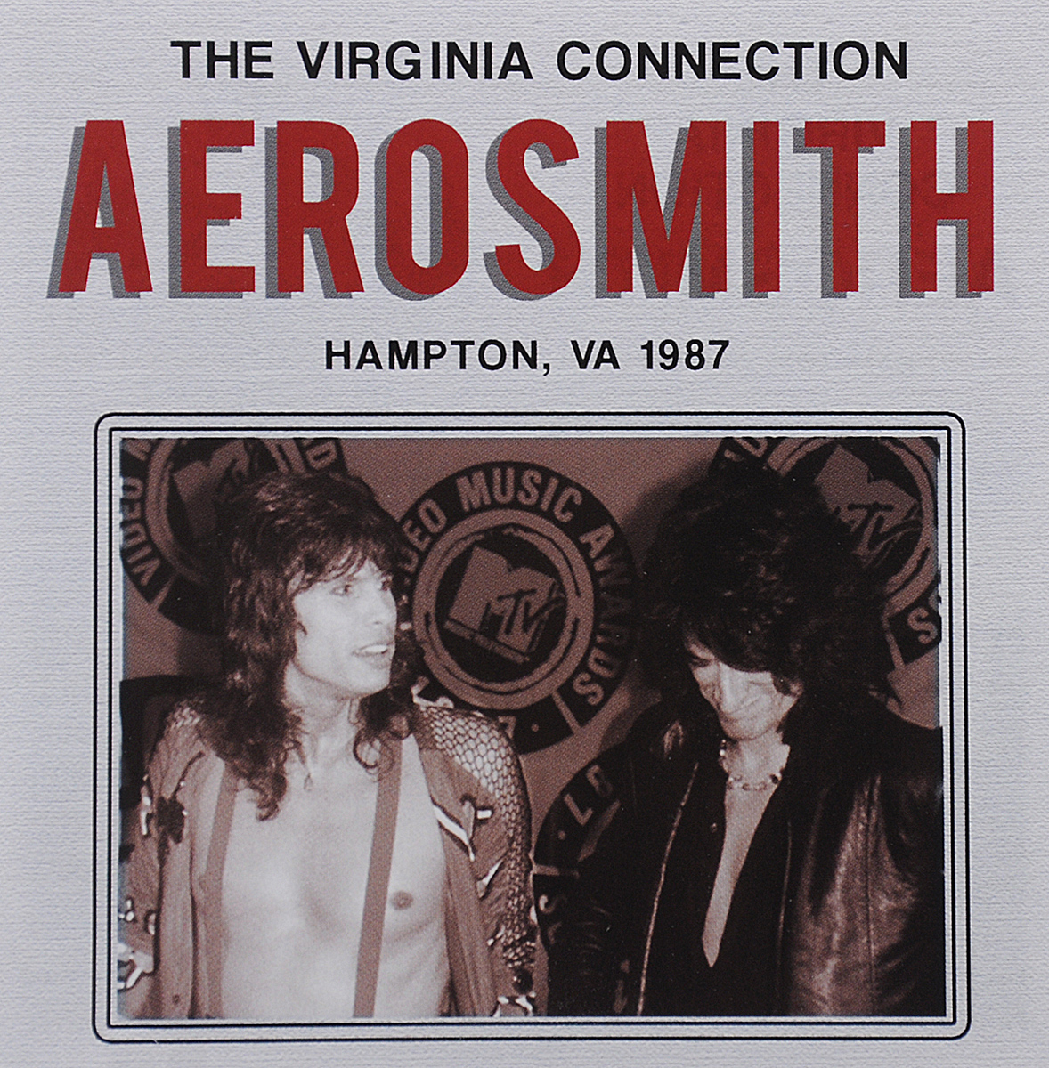 Aerosmith Aerosmith. The Virginia Connection sonic boom