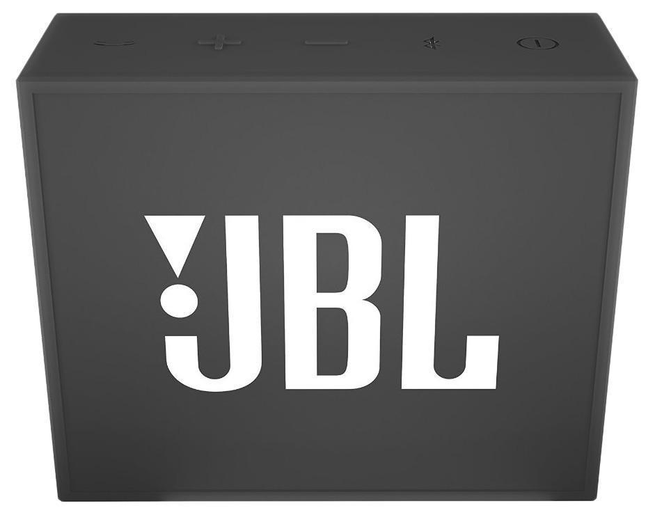 JBL GO, Black портативная акустическая системаJBLGOBLKЭтот динамик является удобным решением все-в-одном. Он поддерживает Bluetooth, что позволяет подключать его к любым современным гаджетам, а встроенный аккумулятор подарит вам 5 часов музыки без перерыва. JBL GO также оснащен встроенным микрофоном с технологией шумоподавления, что позволяет вам общаться по телефону по громкой связи. Доступный в 8 ярких расцветках, в прорезиненном корпусе и фирменном стиле JBL, этот портативный динамик подойдет любому, кто любит качественный звук и портативность. GO оснащен креплением, за которое динамик можно прицепить к рюкзаку или одежде. Теперь вы можете никогда не расставаться с любимой музыкой.