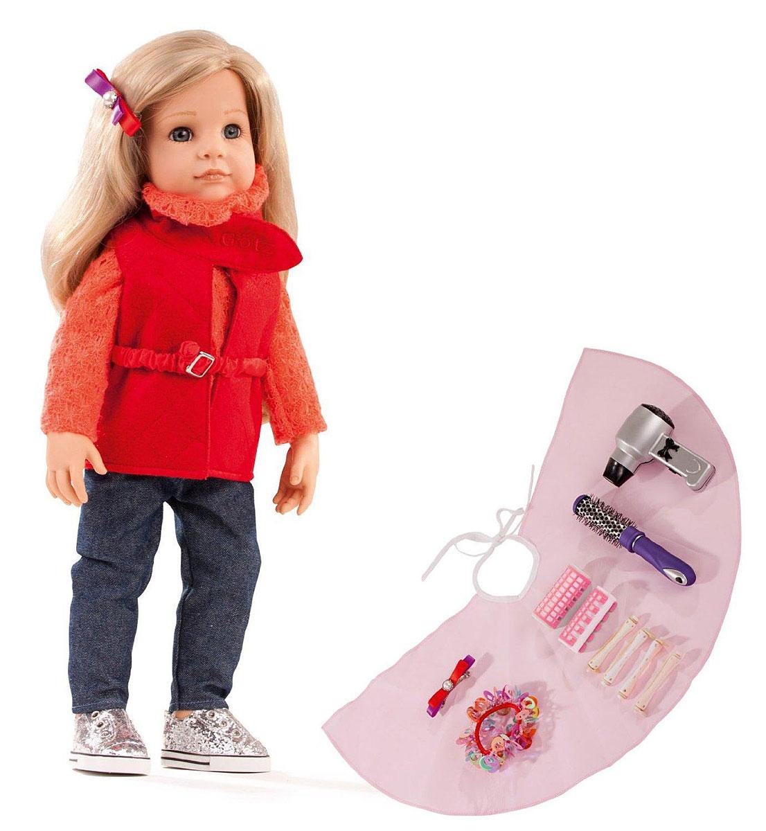 Gotz Игровой набор с куклой Ханна модница gotz кукла ханна модница