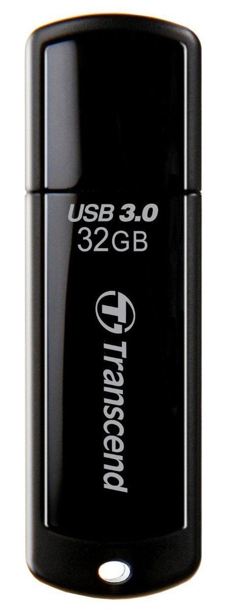 Transcend JetFlash 700 USB3.0 32GB (TS32GJF700) USB-накопительTS32GJF700Те, кто всегда ценил в вещах качество, оценят элегантный и выразительный дизайн USB-накопителя Transcend JetFlash 700. Утончённый вид JetFlash 700 в чёрном исполнении соединил в себе стойкость и лёгкость пластиковогокорпуса, который не только красиво выглядит, но и надёжно защищает важную информацию, куда бы вы не пошли.Полная совместимость с SuperSpeed USB 3.0 и Hi-Speed USB 2.0Прочный корпус и гладкая поверхностьЭксклюзивное программное обеспечение для управления данными Transcend Elite