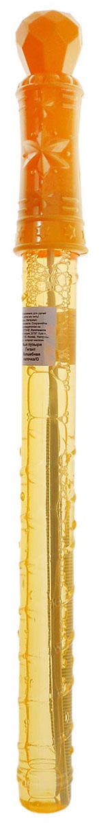Веселая затея Мыльные пузыри Гигант Волшебная палочка в ассортименте веселая затея мыльные пузыри гигант аромат цвет желтый