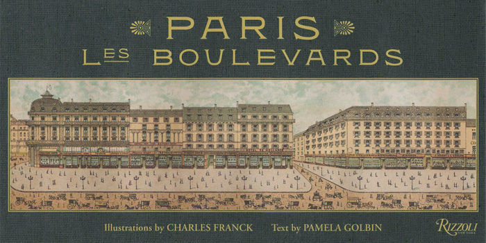 Paris: Les boulevards this globalizing world