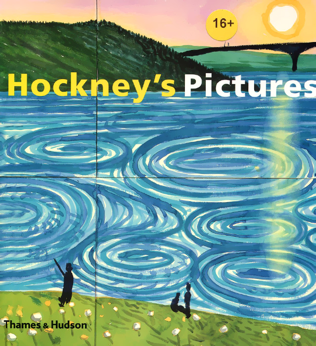 Hockney's Pictures negotiating the artist
