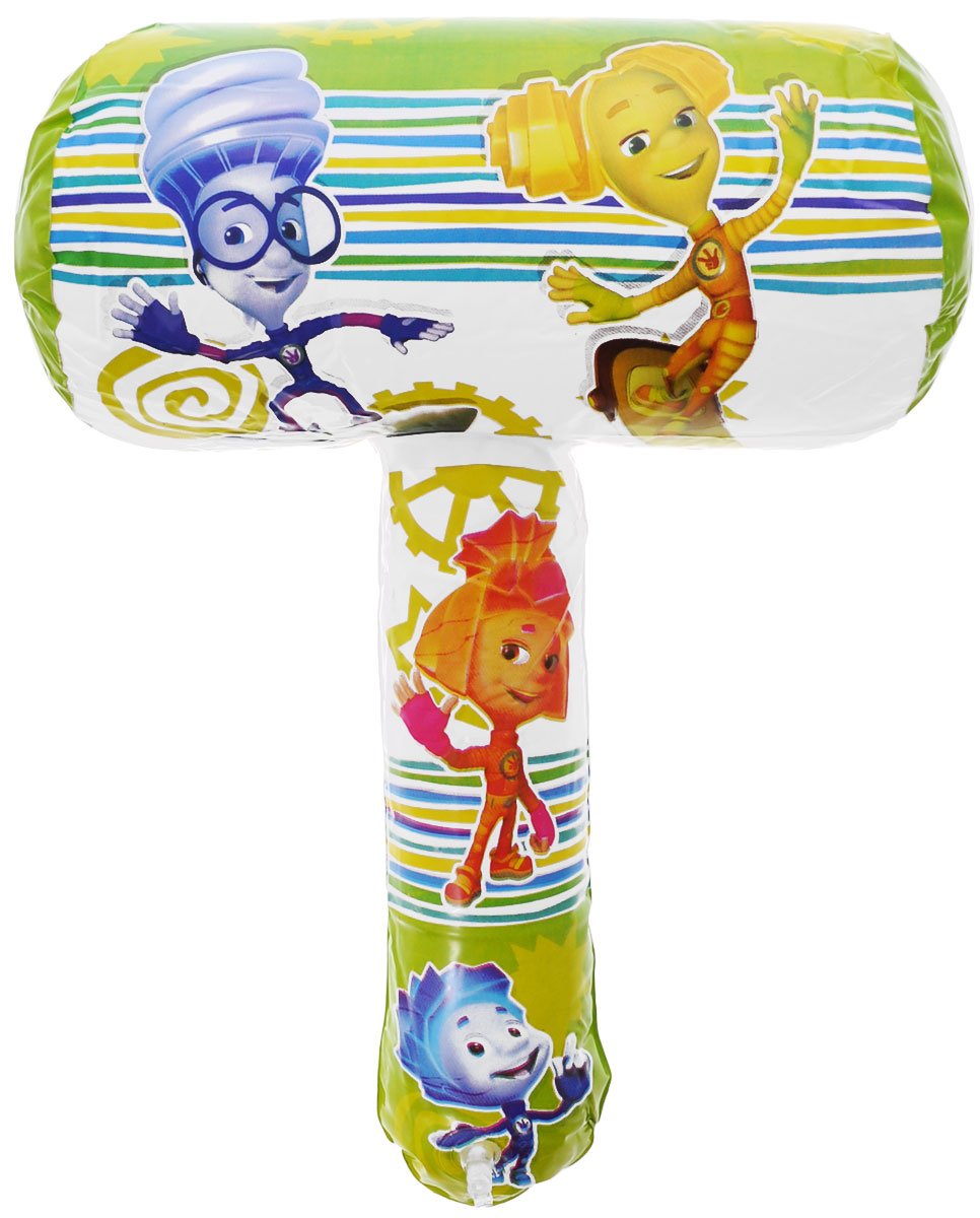 Фиксики Игрушка надувная Колотушка надувная игрушка колотушка fifa хлоп палки 2 шт 60х10 см