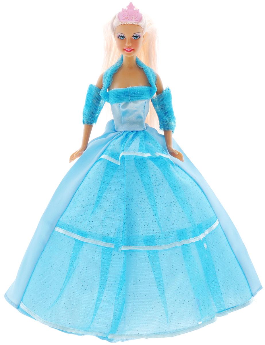 Defa Кукла Lucy цвет платья голубой defa кукла lucy princess цвет платья голубой