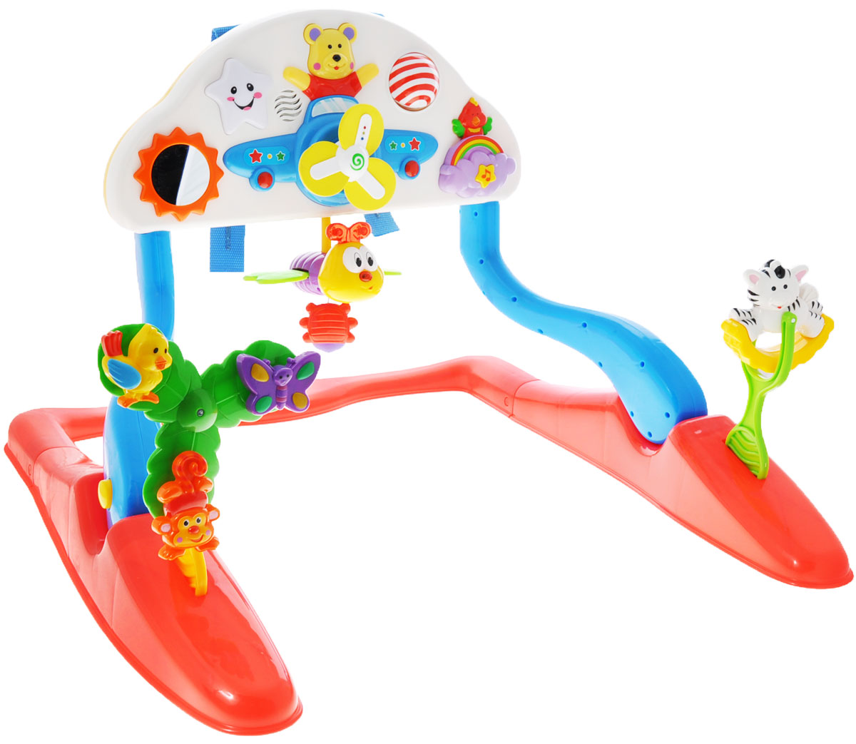 "Kiddieland Развивающий гимнастический центр для малыша ""Flyng fun"""