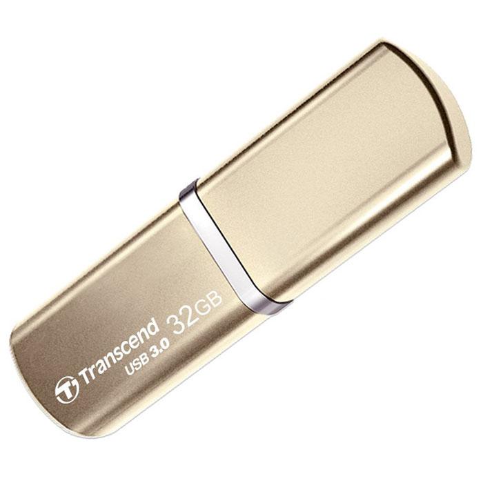 Transcend JetFlash 820 32GB, Gold USB-накопитель - Носители информации