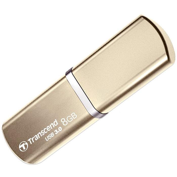 Transcend JetFlash 820 8GB, Gold USB-накопитель - Носители информации
