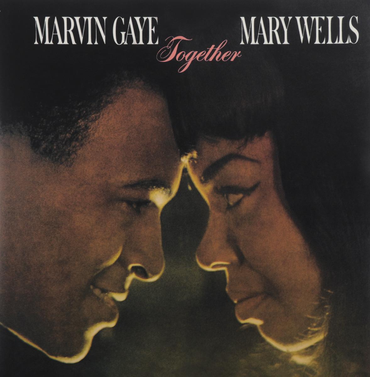 Марвин Гэй,Мэри Уэллс Marvin Gaye And Mary Wells. Together (LP) marvin gaye marvin gaye here my dear 2 lp