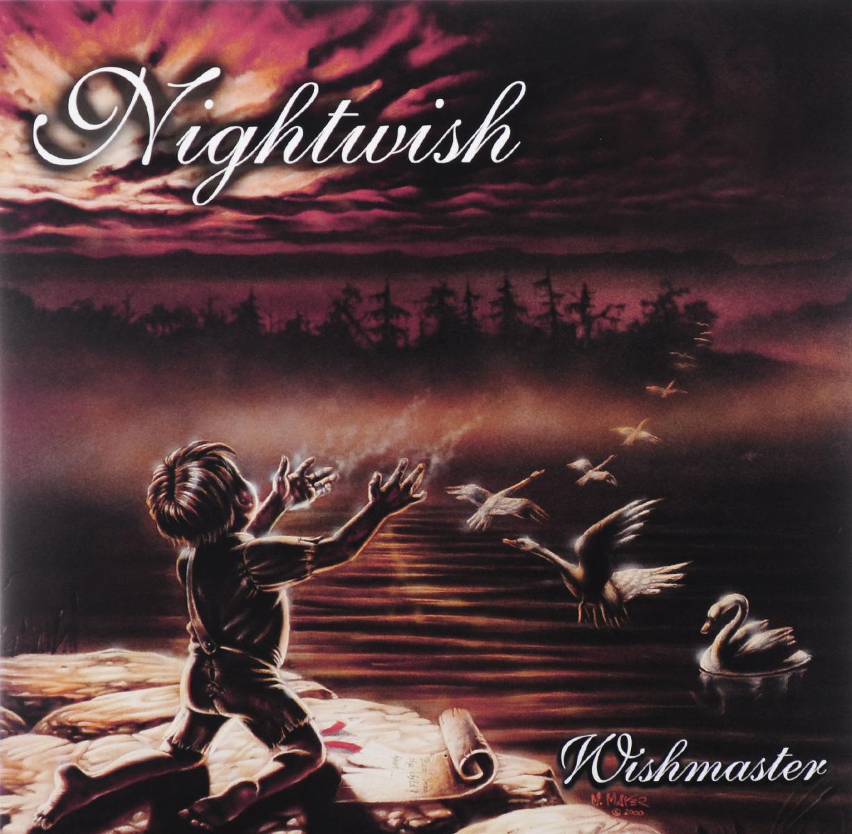 Nightwish Nightwish. Wishmaster (2 LP) nightwish nightwish decades best of 1996 2015 3 lp