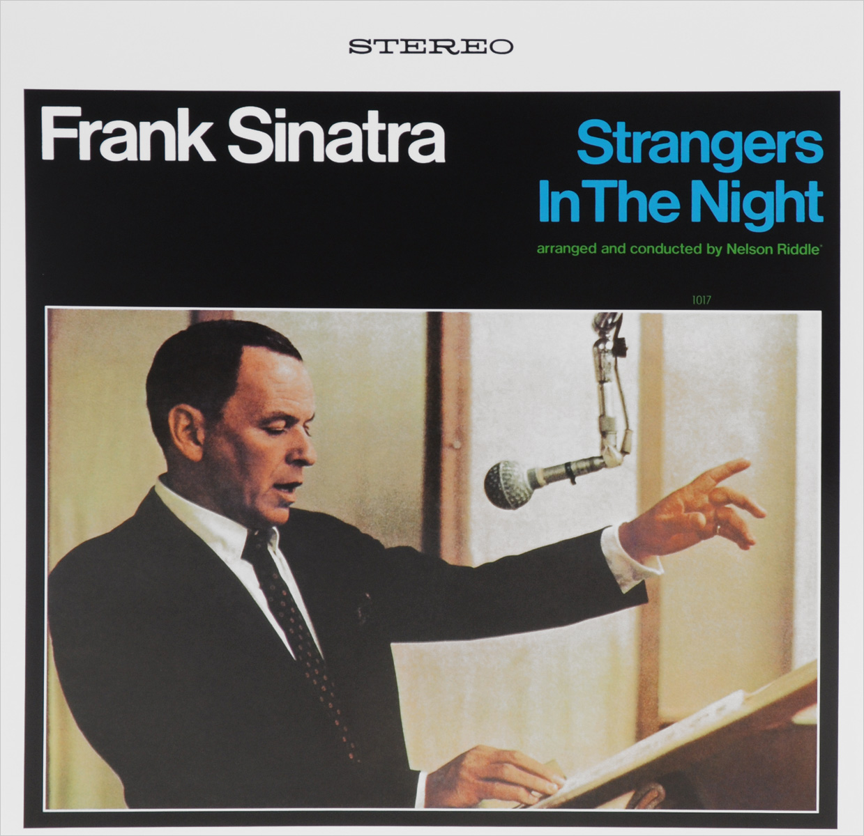 Frank Sinatra. Stangers In The Night (LP)