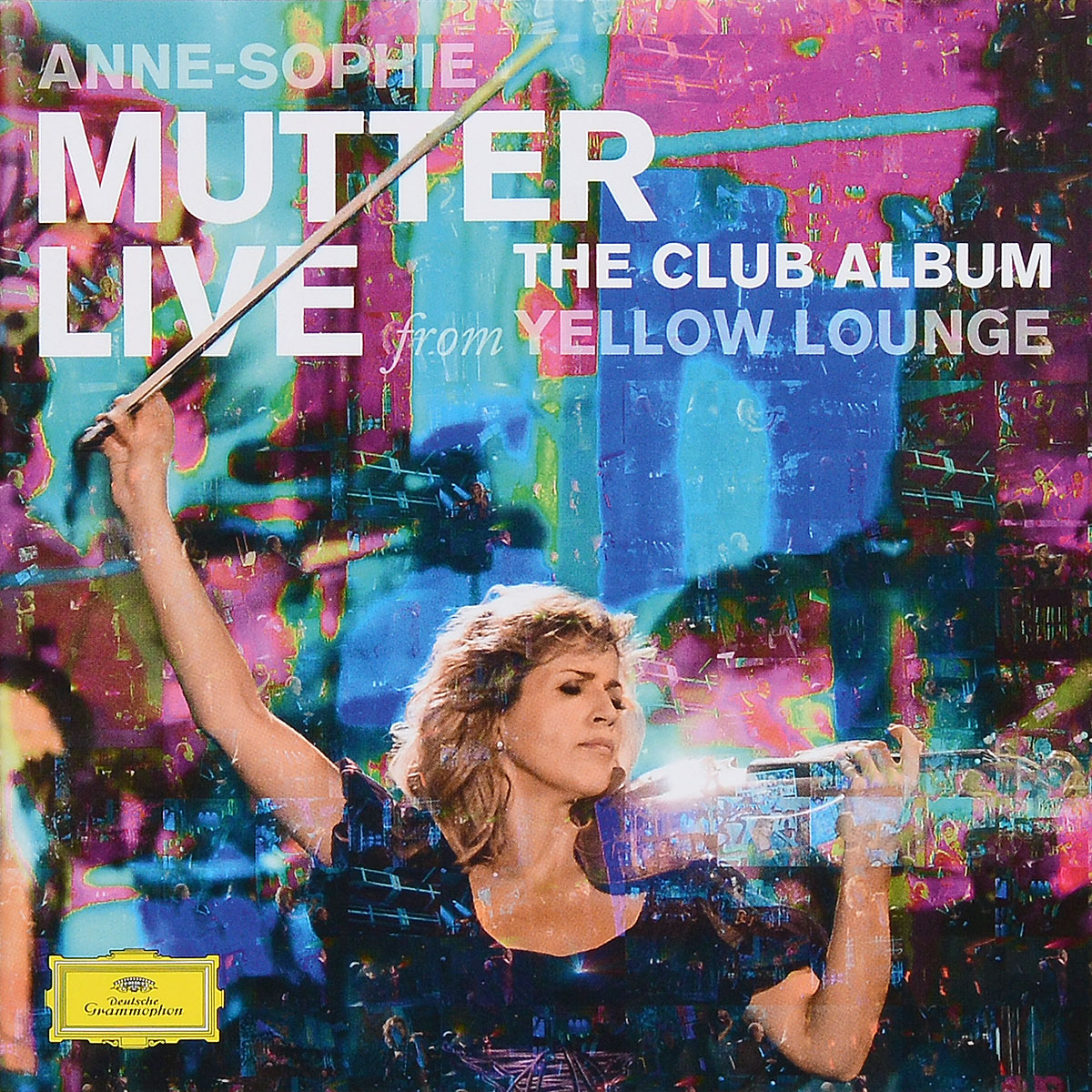 Anne-Sophie Mutter. Live From Yellow Lounge