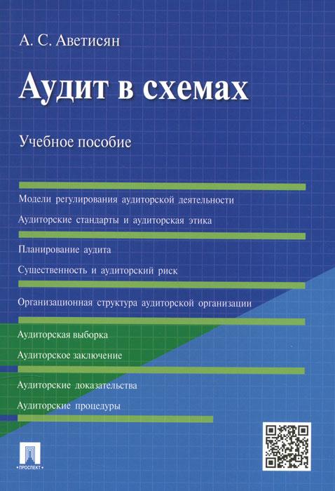 Zakazat.ru Аудит в схемах. Учебное пособие. А. С. Аветисян