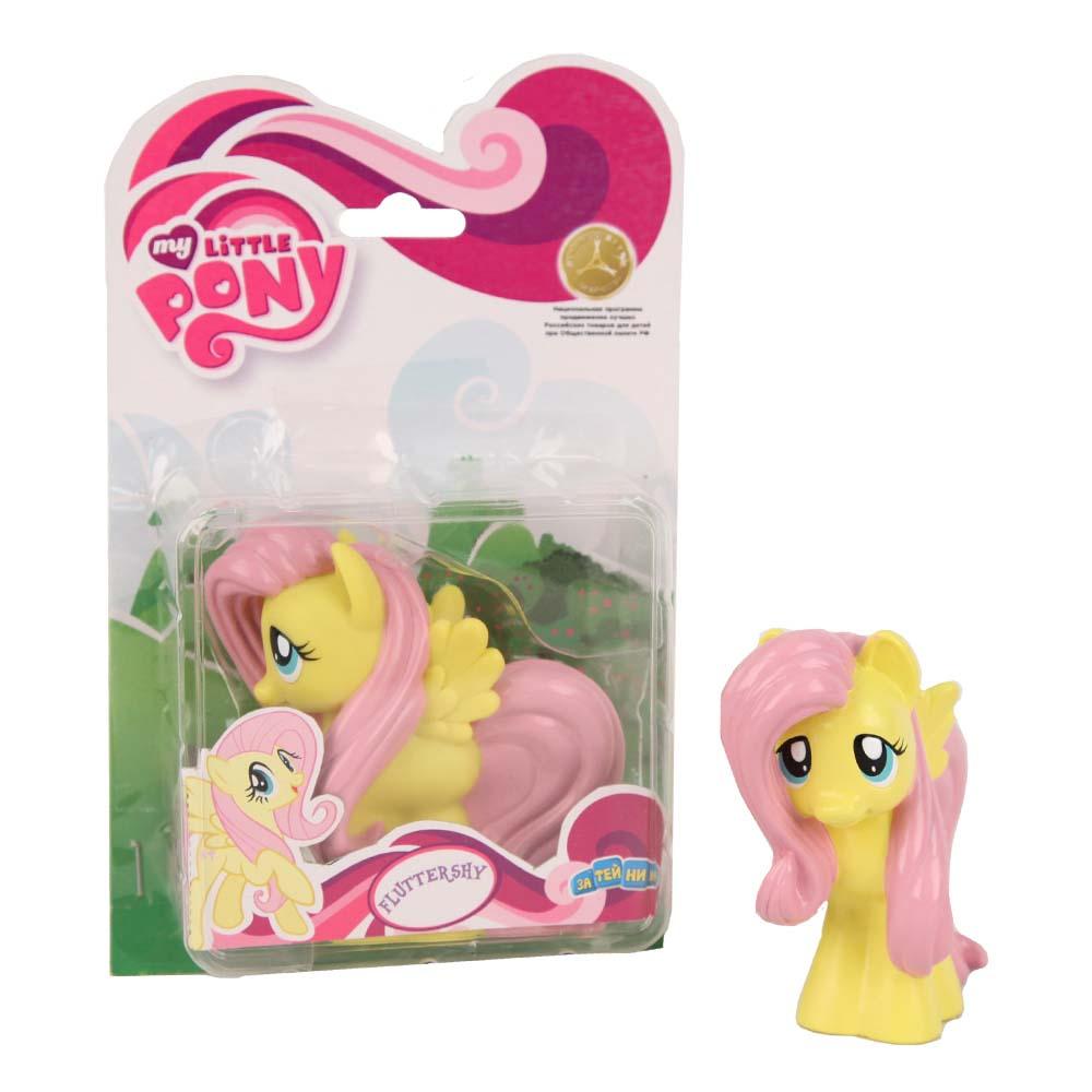 My Little Pony Пластизоль Пони Флаттершай заказать пони дружба это чудо пони