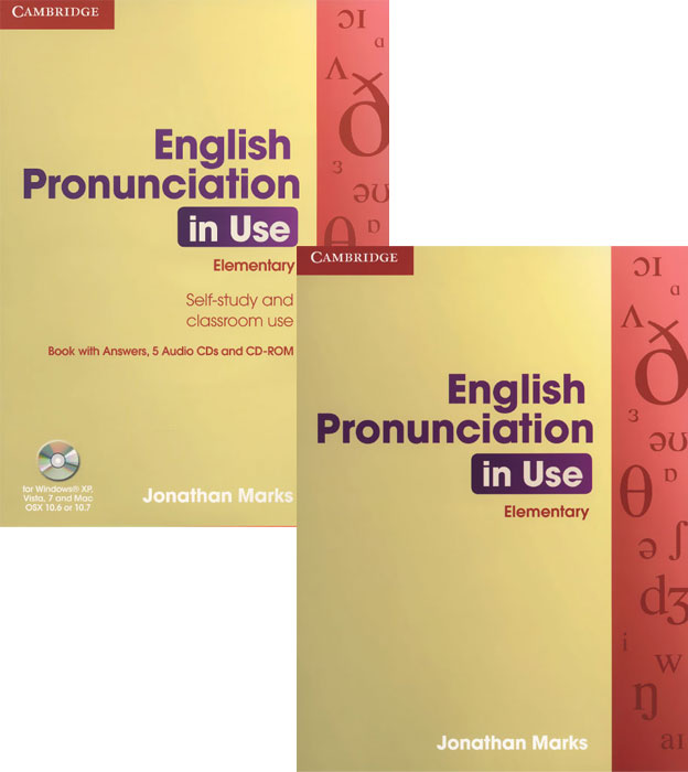 English Pronunciation in Use: Elementary: Self-Study and Classroom Use (+ 5 CD, CD-ROM) networking in english cd rom