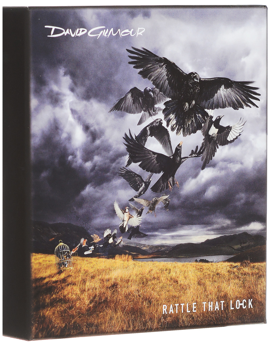 Дэвид Гилмор David Gilmour. Rattle That Lock. Deluxe Edition (CD + DVD) дэвид гилмор david gilmour live in gdansk 2 cd dvd