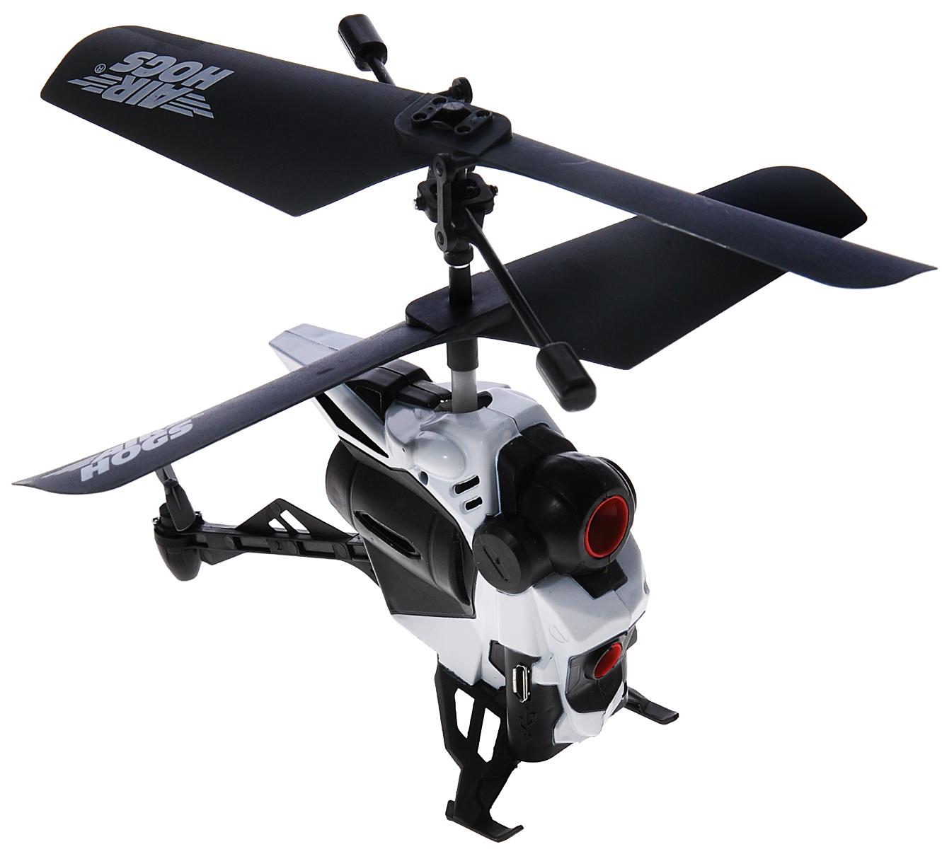 Air Hogs Вертолет на радиоуправлении Altitude Video Drone - Радиоуправляемые игрушки