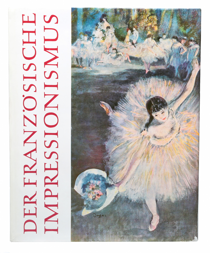 Der Franzosische Impressionismus. Die Hauptmeister in der Malerei