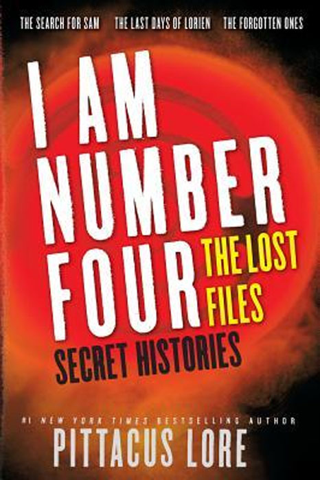 Фото I Am Number Four: The Lost Files: Secret Histories