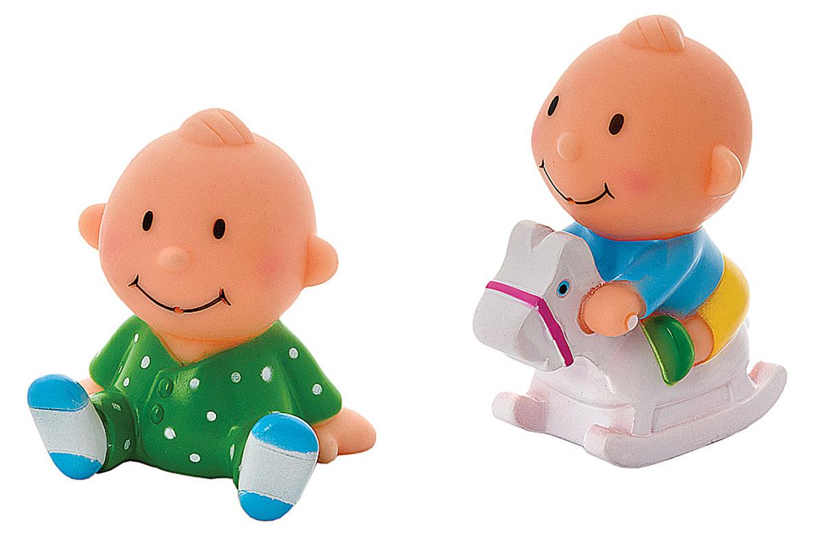 цена на Курносики Набор игрушек-брызгалок для ванны Веселая игра