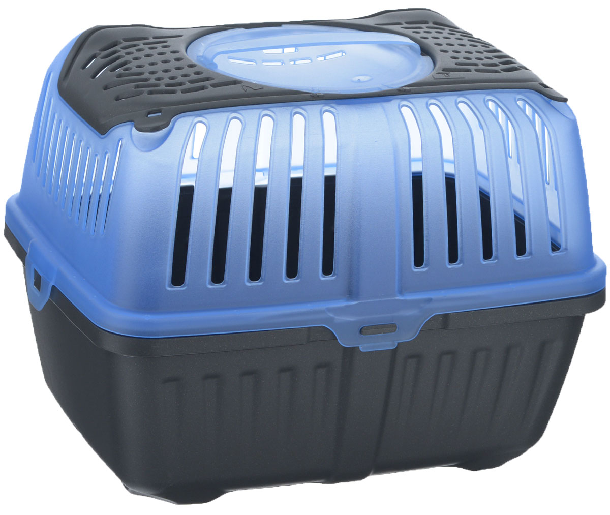 Переноска для грызунов MPS  Neyo , цвет: серо-синий, 30 см х 23 см х 23 см - Переноски, товары для транспортировки