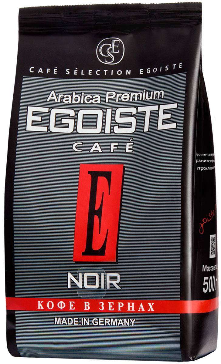 Egoiste Noir кофе в зернах, 500 г4260283250134Великолепная смесь высокогорной и равнинной Кенийской Арабики, отличающейся богатым ароматом, нежной кислинкой и мягким вкусом. Отборные зерна равнинной арабики придают этому кофе изумительный аромат, а завершенность вкусу дарит кофе с лучших высокогорных плантаций.