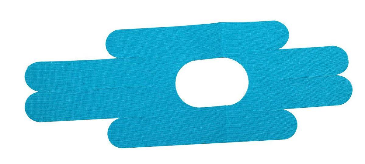 Лента кинезиологическая для колена Lite Weights, цвет: голубой, 2 шт1214LWКинезиологическая лента Lite Weights предназначена для защиты мышц колена от растяжений во время занятий спортом. Специальная хлопковая лента, не содержащая латекс, с акриловым термоактивным покрытием, аналогичная по эластичности человеческой коже, которая накладывается по методу кинезиологического тейпирования. Тейп обеспечивает адекватную работу мышц, протекание саногенетических процессов, уменьшая болевой эффект, при этом не ограничивая движений, улучшая крово- и лимфоток, обладая гипоаллергенными свойствами и полной воздухо- и влагопроницаемостью, позволяет использовать его на протяжении 5 дней, 24 часа в сутки, даже в воде.Преимущества кинезиологической ленты:позволяет снизить нагрузку на определенные мышцы;обеспечивает плавный процесс восстановления после травм;усиливает кровообращение на участке наклеивания; улучшает снабжение мышц кислородом;уменьшает болевой синдром и отечность;размер ленты: 15 см х 40 см;ускоряет заживление ран и рассасывание гематом.