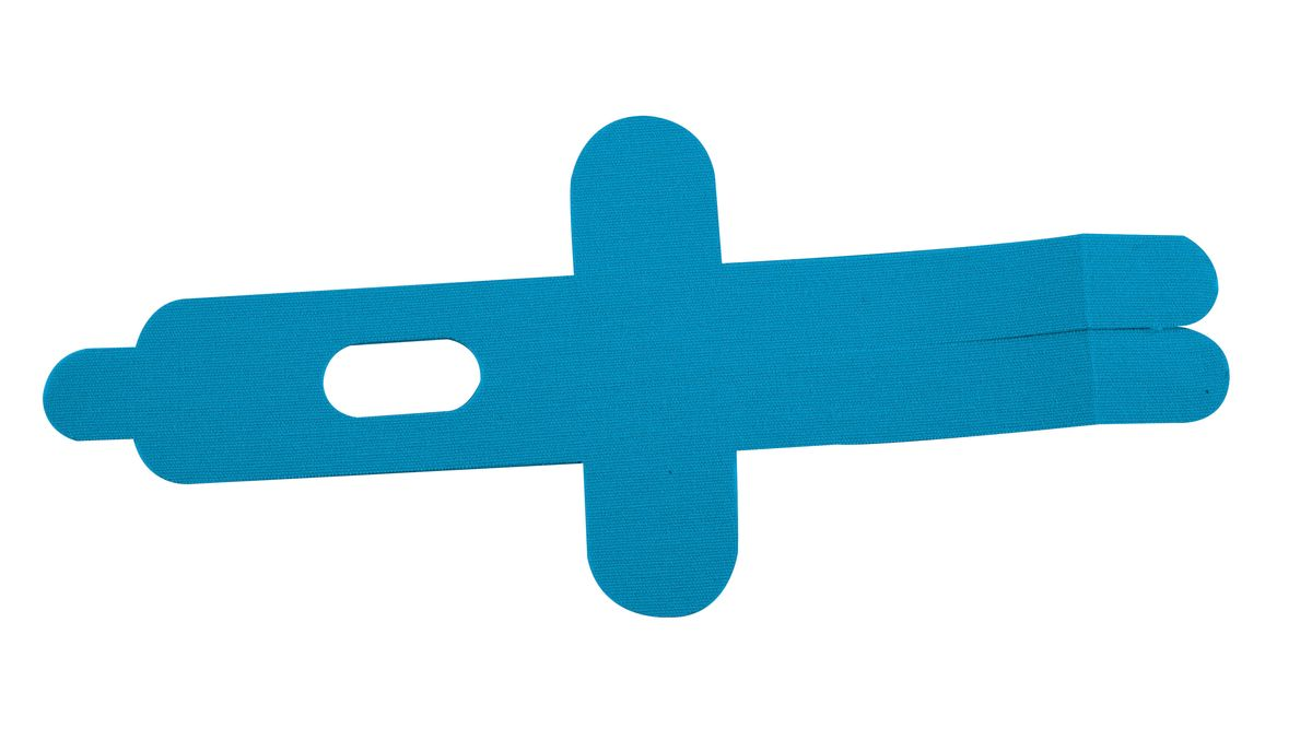 Лента кинезиологическая для локтя Lite Weights, цвет: голубой, 2 шт1215LWЛента кинезиологическая Lite Weights предназначена для защиты мышц локтя от растяжений во время занятий спортом. Специальные хлопковые ленты, не содержащие латекс, с акриловым термоактивным покрытием, аналогичные по эластичности человеческой коже, которые накладываются по методу кинезиологического тейпирования. Тейпы обеспечивают адекватную работу мышц, протекание саногенетических процессов, уменьшая болевой эффект, при этом не ограничивая движений, улучшая крово- и лимфоток, обладая гипоаллергенными свойствами и полной воздухо- и влагопроницаемостью, позволяет использовать их на протяжении 5 дней, 24 часа в сутки, даже в воде.Преимущества кинезиологической ленты:позволяет снизить нагрузку на определенные мышцы;обеспечивает плавный процесс восстановления после травм;усиливает кровообращение на участке наклеивания; улучшает снабжение мышц кислородом;уменьшает болевой синдром и отечность;размер одной ленты: 13,5 см х 31 см;ускоряет заживление ран и рассасывание гематом.