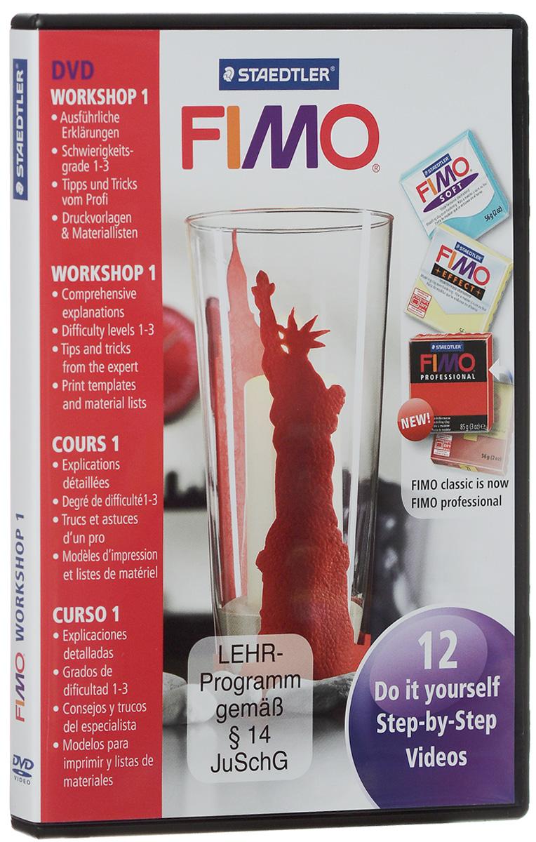 FIMO Workshop 1 набор fimo формы для литья младенец