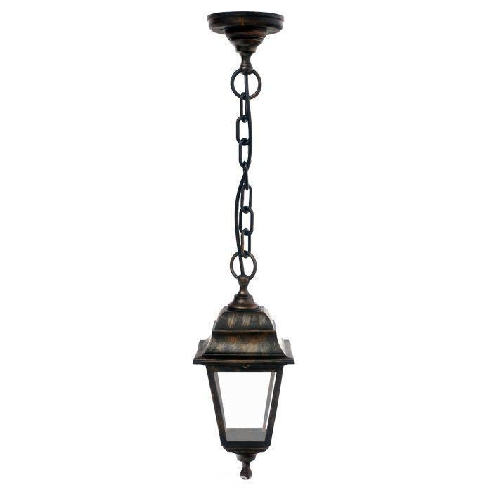 Светильник садовый НСУ04-1-60-Е27 бронза