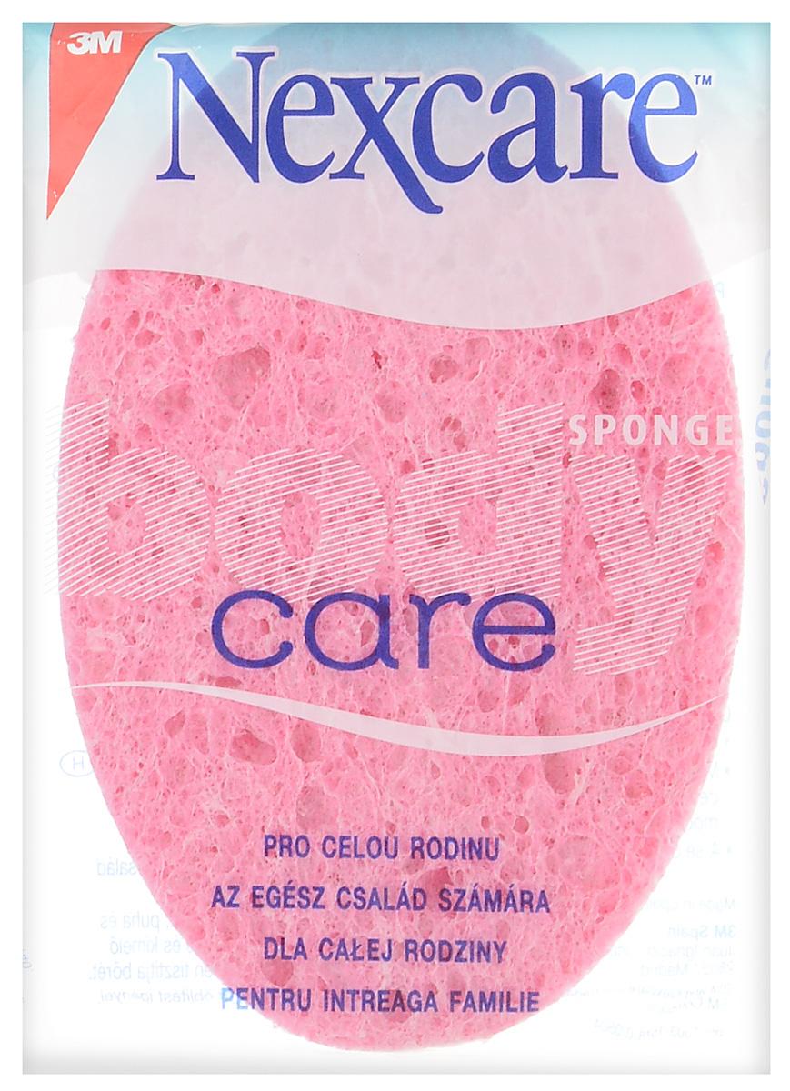 Губка для тела Nexcare, целлюлозная, цвет: розовыйRN000932715Мягкая губка для тела Nexcare подходит для всех типов кожи. Отлично моет, не повреждая кожу. Изготовленная из натурального материала, губка легко отжимается. Характеристики:Размер губки: 9,5 см х 14,5 см х 3 см. Производитель: Испания. Артикул: NBC21.Товар сертифицирован.