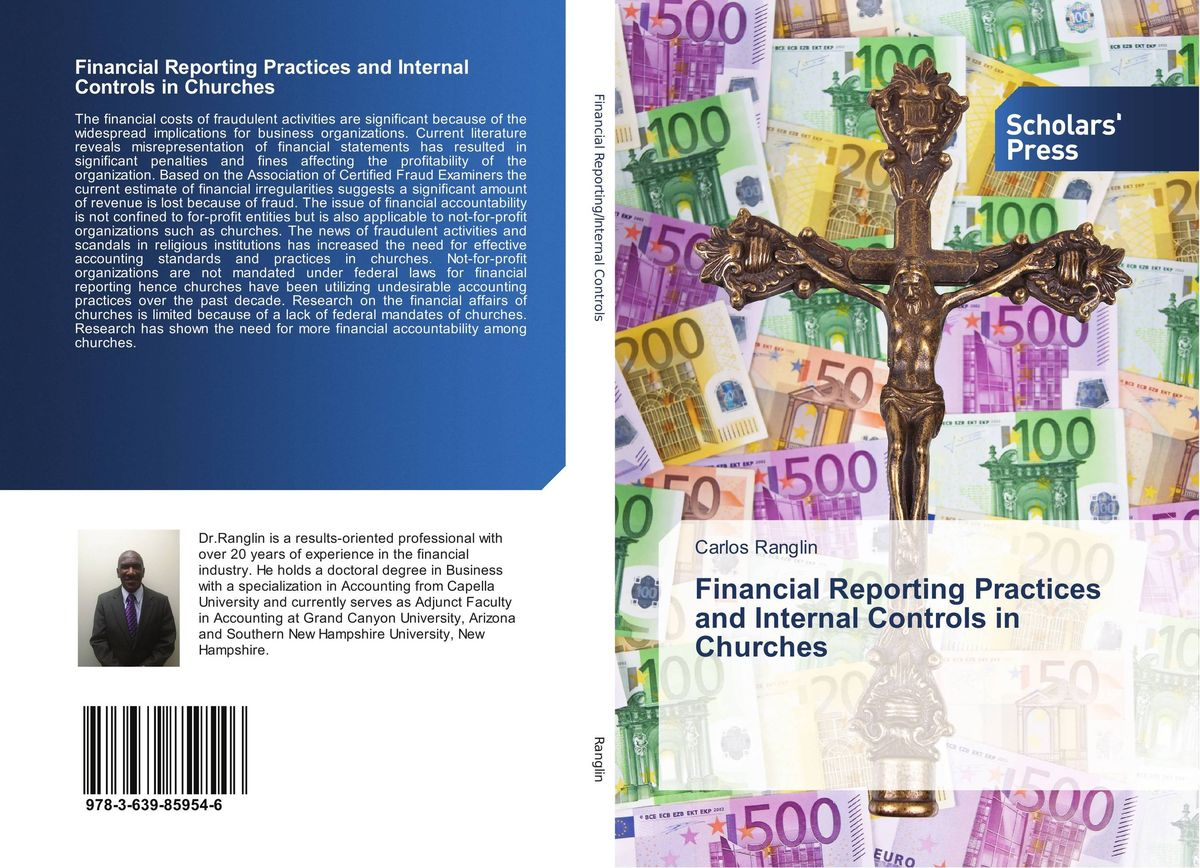 Financial Reporting Practices and Internal Controls in Churches evaluation of the internal control practices