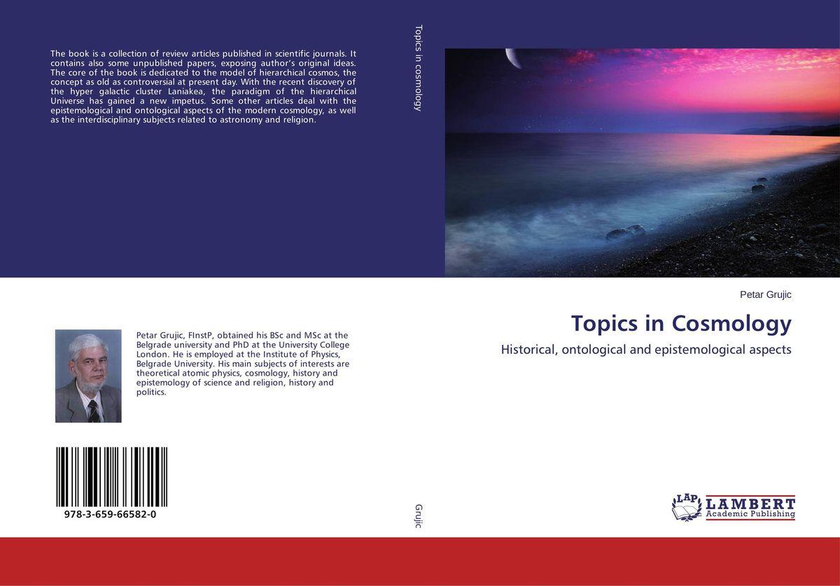 Topics in Cosmology