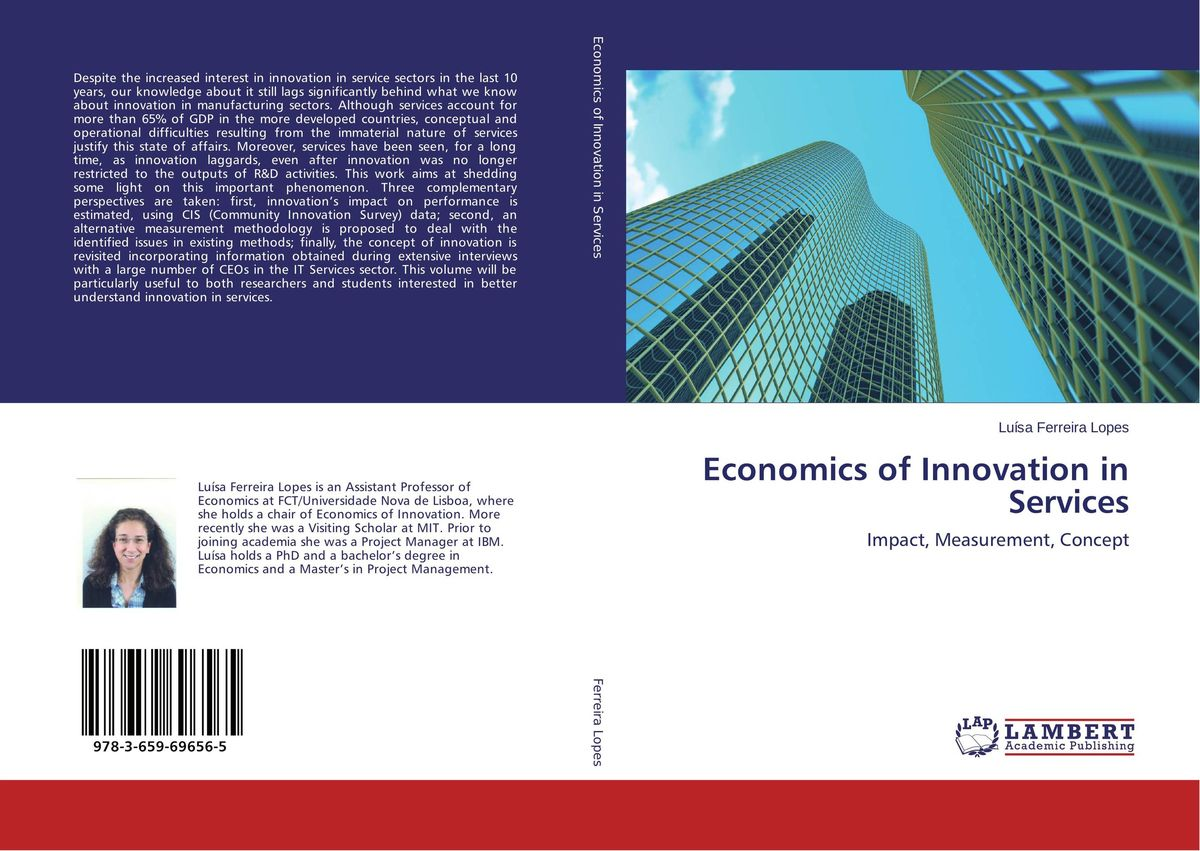 все цены на  Economics of Innovation in Services  в интернете