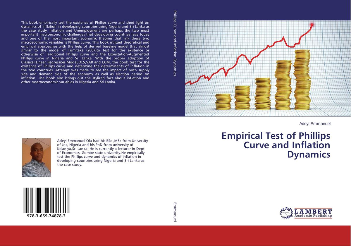 Empirical Test of Phillips Curve and Inflation Dynamics парка dorothy perkins curve dorothy perkins curve do029ewwkb26
