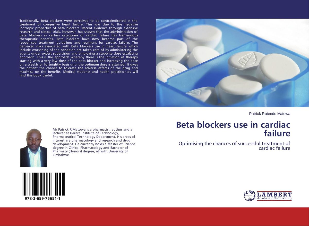 Beta blockers use in cardiac failure the failure of economic nationalism in slovenia s transition