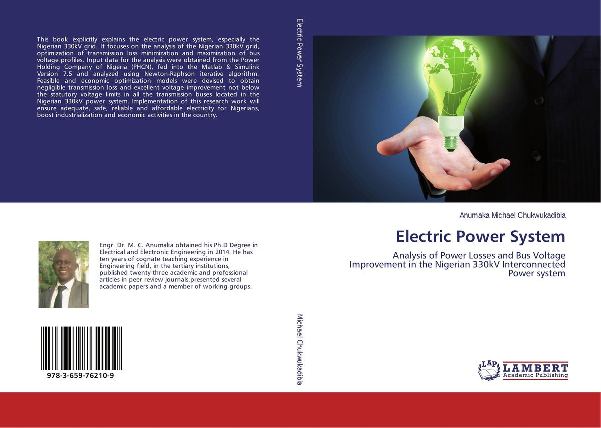 Electric Power System ramesh pratap singh soft computing tools for reliability analysis of electric power system