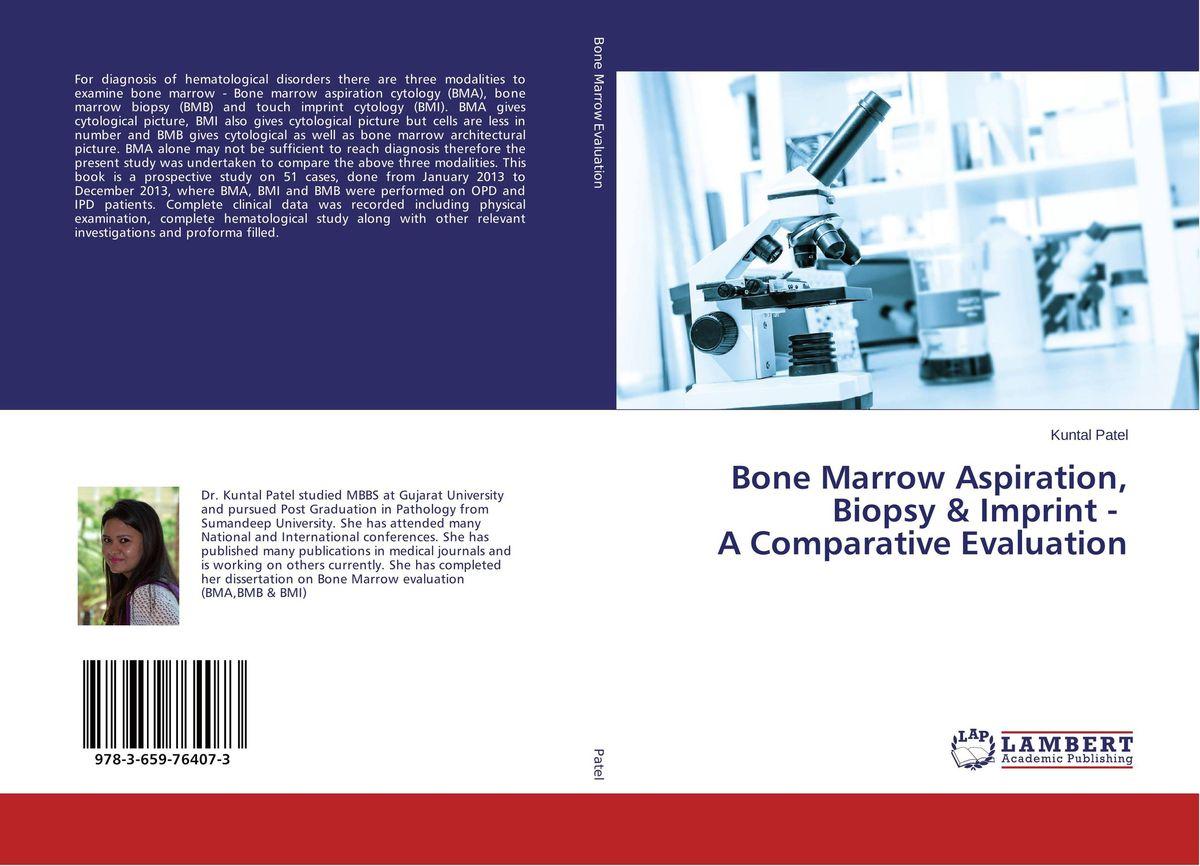 Bone Marrow Aspiration, Biopsy & Imprint - A Comparative Evaluation high quantity medicine detection type blood and marrow test slides