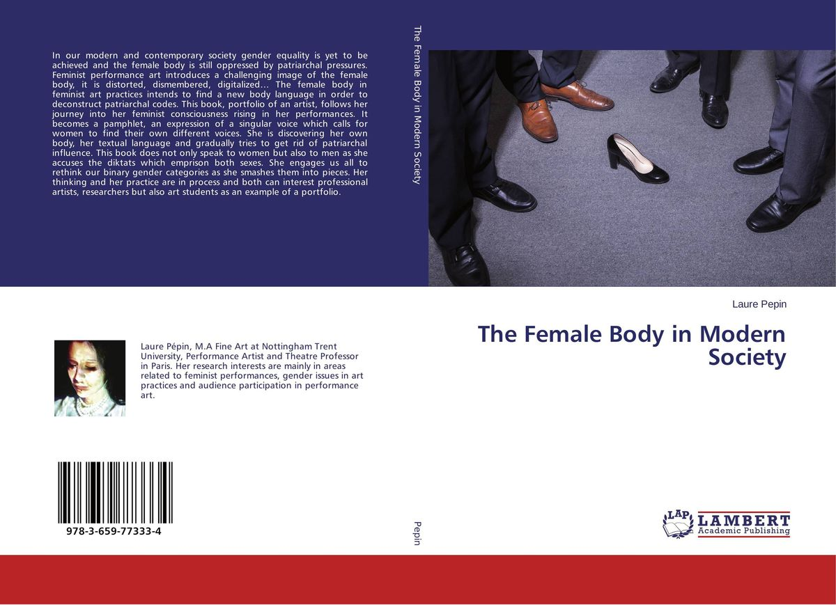 The Female Body in Modern Society body of art