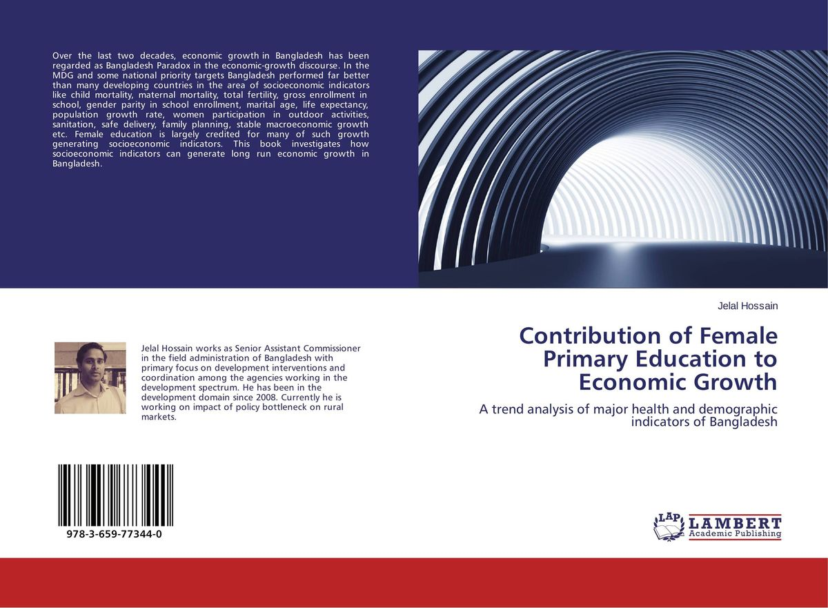 Contribution of Female Primary Education to Economic Growth michael griffis economic indicators for dummies