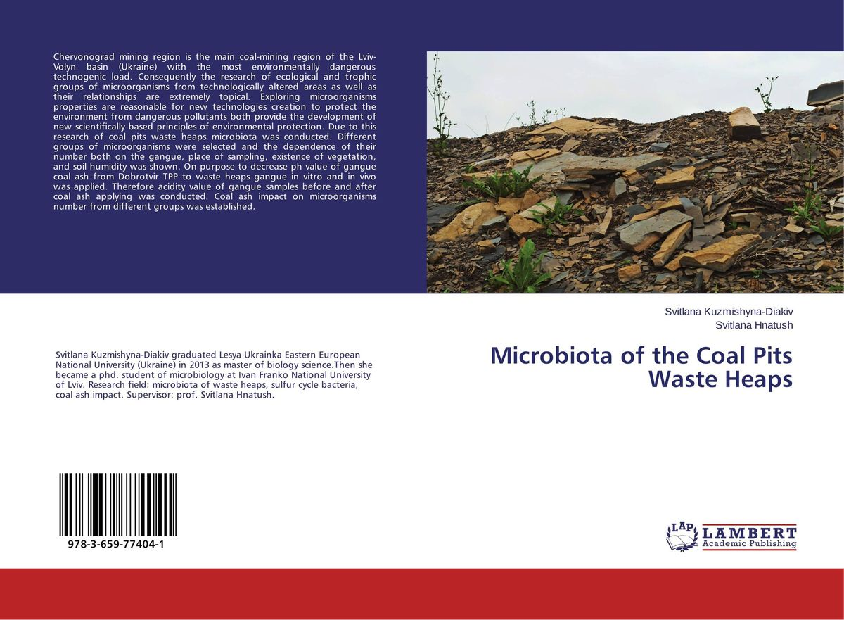 Microbiota of the Coal Pits Waste Heaps coal шапка coal the logo royal blue
