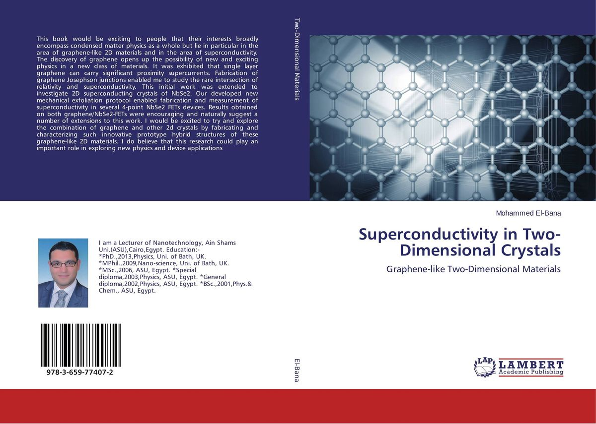 цены Superconductivity in Two-Dimensional Crystals