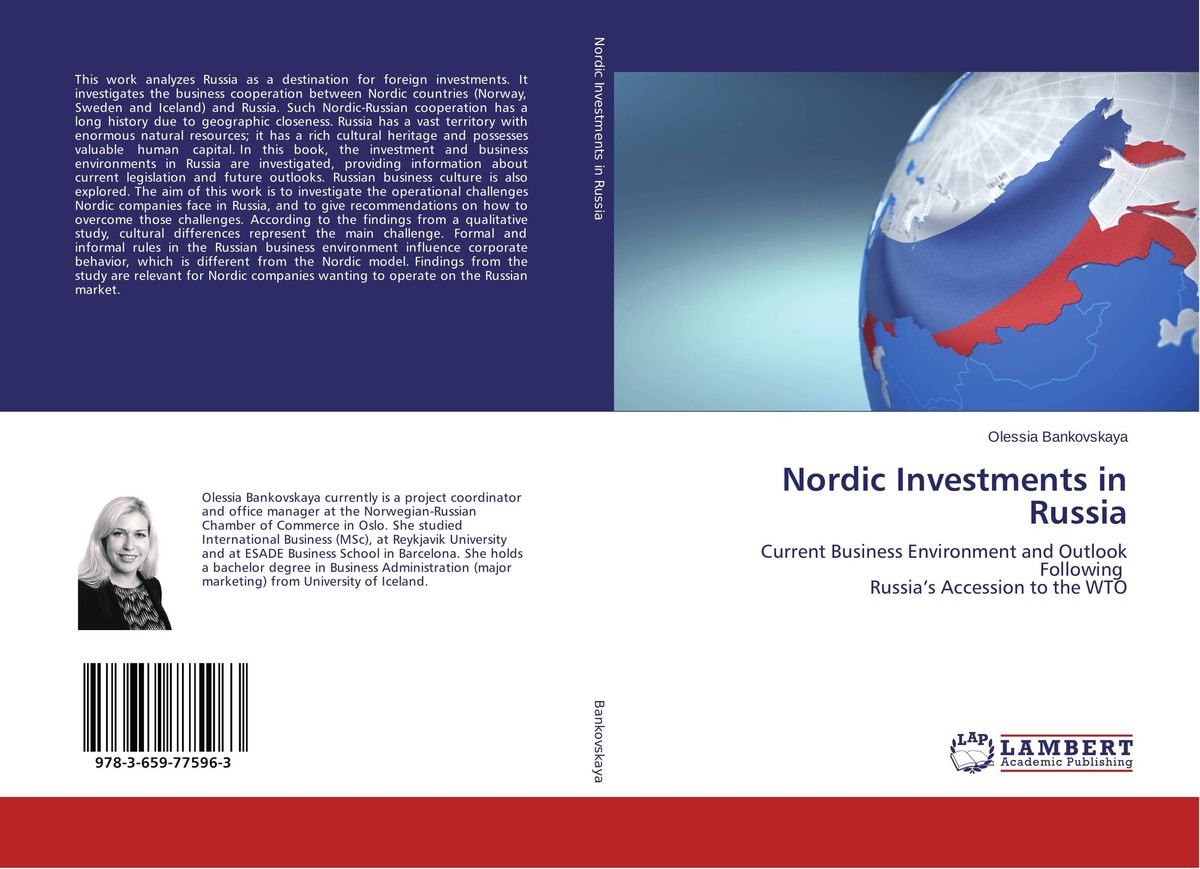 Nordic Investments in Russia theodore gilliland fisher investments on utilities