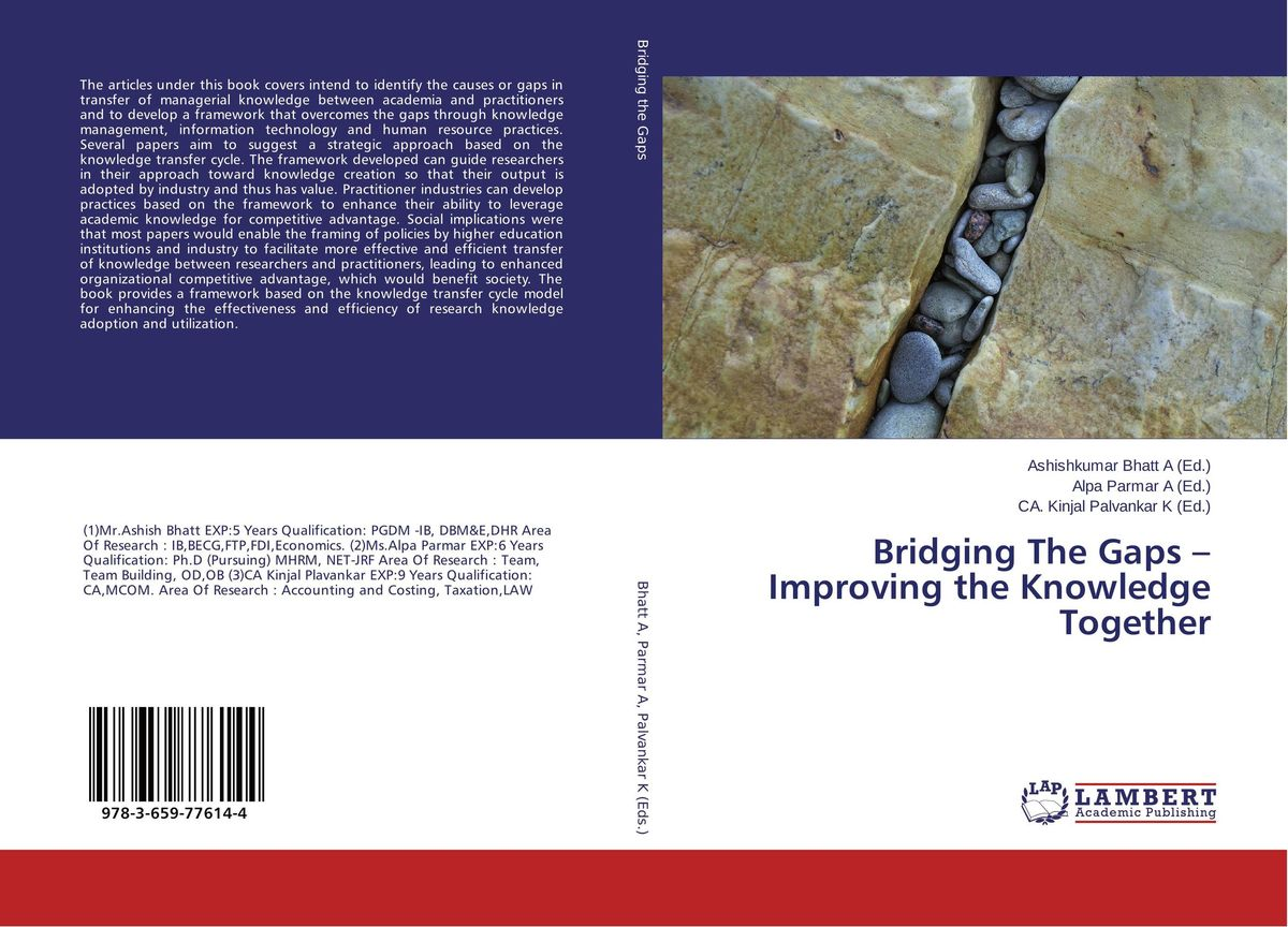 Bridging The Gaps – Improving the Knowledge Together knowledge management – classic