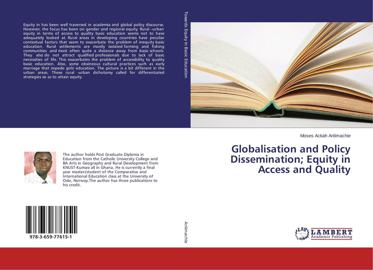 Globalisation and Policy Dissemination; Equity in Access and Quality frank fabozzi j quantitative equity investing techniques and strategies