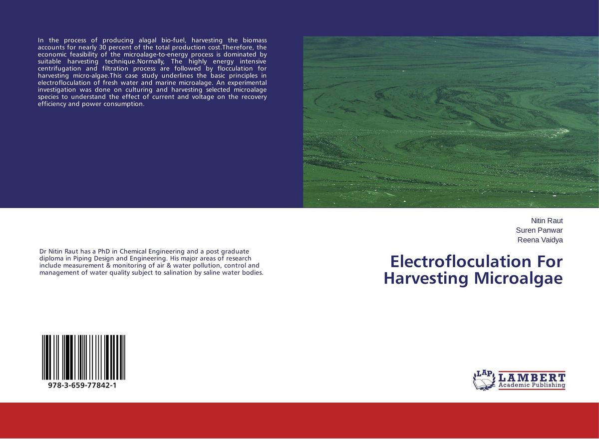 Electrofloculation For Harvesting Microalgae sadat khattab usama abdul raouf and tsutomu kodaki bio ethanol for future from woody biomass