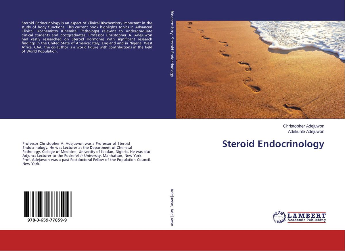 Steroid Endocrinology application of analytical biochemistry in clinical ground