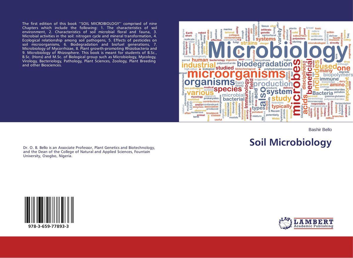 Soil Microbiology soil microbiology ecology and biochemistry