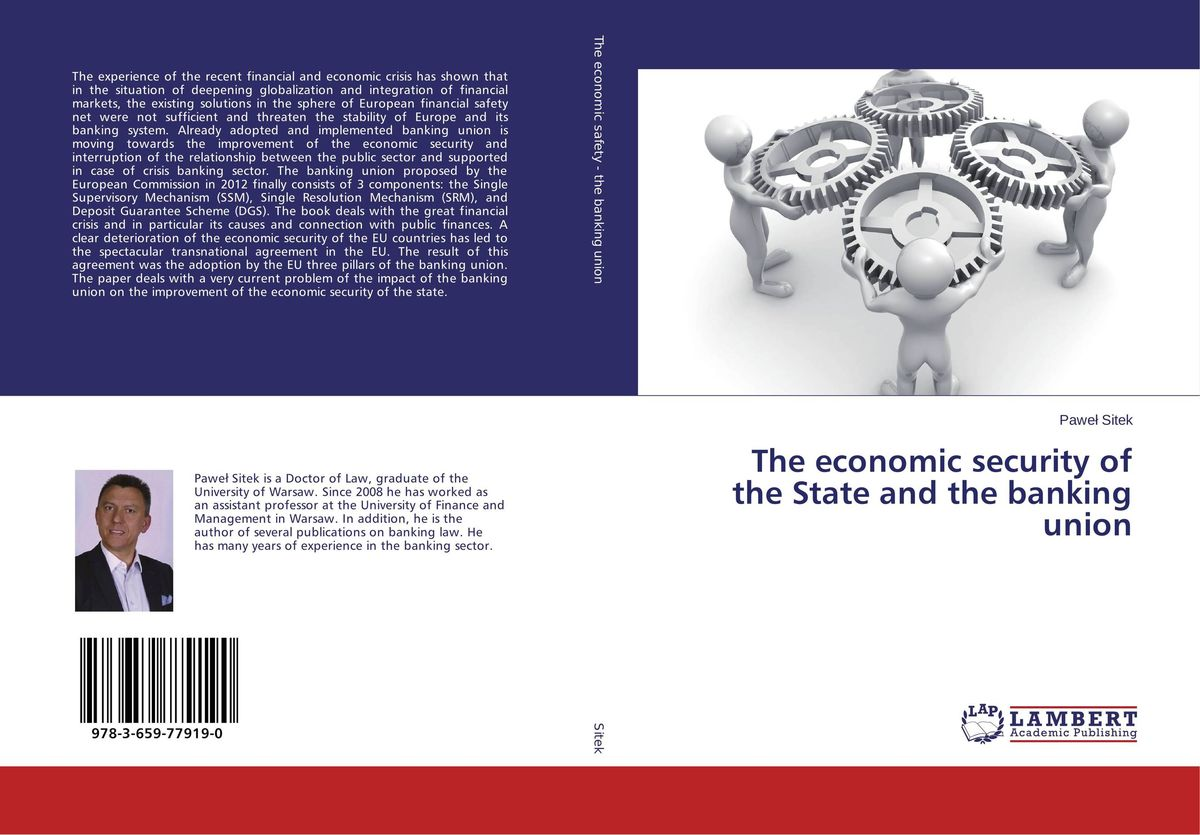 The economic security of the State and the banking union developmental state and economic transformation the case of ethiopia